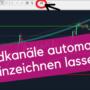 Standardabweichungskanal zum Traden nutzen – Warum?!